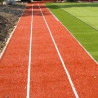 gazon-synthétique-rouge-piste-athlétisme
