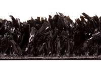 Gazon synthetique noir