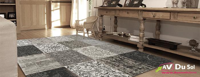 tapis vintage le blog du sol. Black Bedroom Furniture Sets. Home Design Ideas